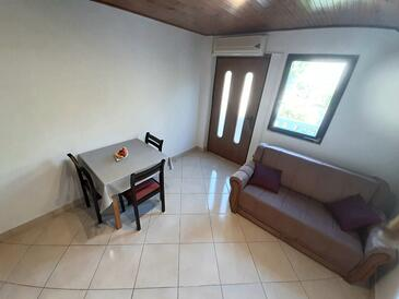 Lumbarda, Гостиная в размещении типа apartment, WiFi.