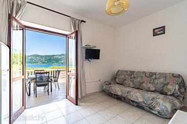 Tri Žala, Living room in the apartment, WiFi.