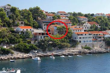 Zavalatica, Korčula, Property 9238 - Apartments by the sea.