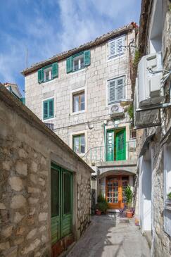 Split, Split, Objekt 9246 - Ubytovanie s piesočnatou plážou.