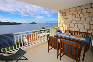 Apartments by the sea Prizba, Korcula - 9255