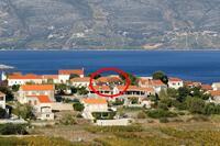 Апартаменты с парковкой Lumbarda (Korčula) - 9262