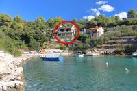 Apartmány u moře Zátoka Stratinčica (Korčula) - 9264