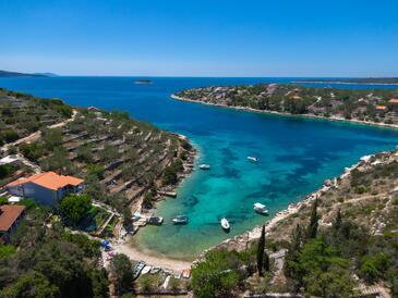 Stratinčica, Korčula, Hébergement 9265 - Maison vacances à proximité de la mer.