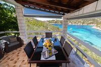 Seaside holiday house Cove Stratinčica (Korčula) - 9265