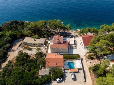 Brna - Vinačac, Korčula, Объект 9266 - Дом для отдыха вблизи моря.