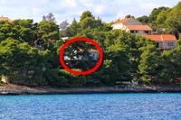 Apartmány a pokoje u moře Lumbarda (Korčula) - 9272