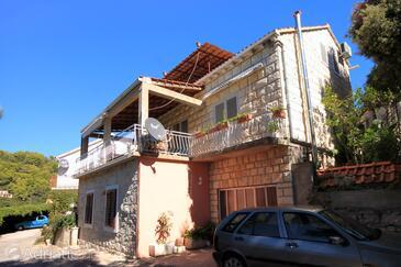 Brna, Korčula, Objekt 9275 – Apartmaji v bližini morja.