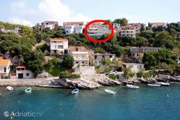 Zavalatica, Korčula, Property 9286 - Apartments with pebble beach.