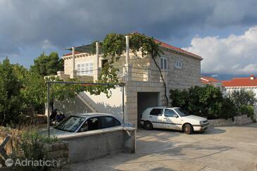 Lumbarda, Korčula, Objekt 9295 - Apartmani blizu mora sa šljunčanom plažom.