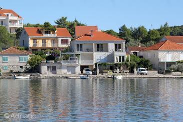 Lumbarda, Korčula, Objekt 9303 - Ubytování v blízkosti moře.