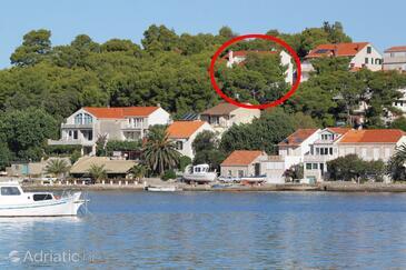 Lumbarda, Korčula, Property 9304 - Apartments by the sea.
