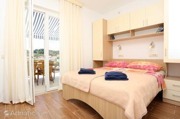 Lumbarda, Bedroom in the room, dostupna klima, dopusteni kucni ljubimci i WIFI.