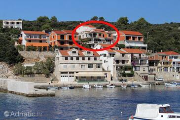 Zavalatica, Korčula, Objekt 9315 – Apartmaji v bližini morja.