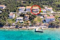 Апартаменты у моря Tri Žala (Korčula) - 9317
