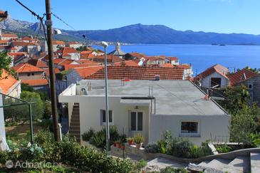 Korčula, Korčula, Property 9318 - Apartments near sea with pebble beach.