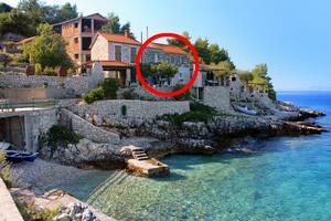 Robinzonské apartmány pri mori Zátoka Danca - Babina (Korčula) - 9322