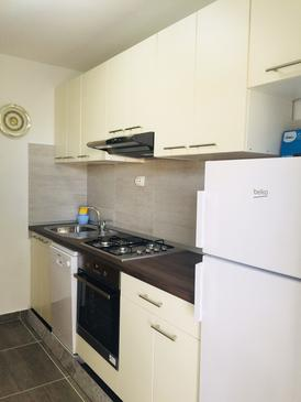 Lumbarda, Кухня в размещении типа apartment, WiFi.