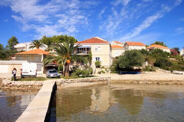 Lumbarda, Korčula, Objekt 9330 - Ubytování v blízkosti moře.
