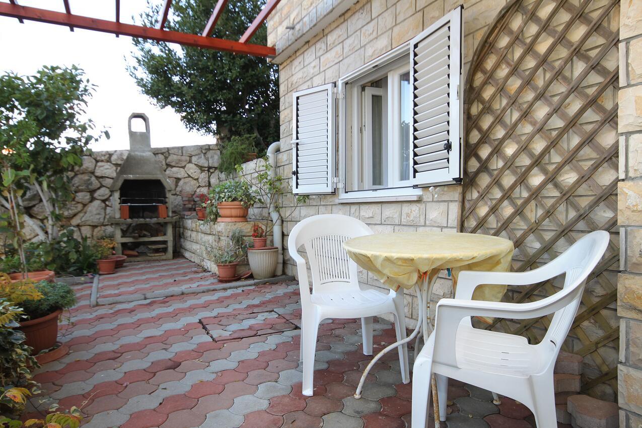 Studio Appartment im Ort Novalja (Pag), Kapazit&au Ferienwohnung in Kroatien