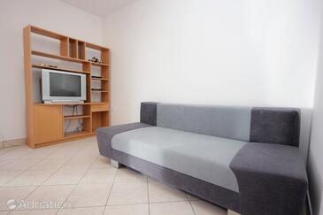 Mandre, Гостиная в размещении типа apartment, WiFi.
