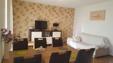 Zubovići, Obývací pokoj v ubytování typu apartment, WiFi.