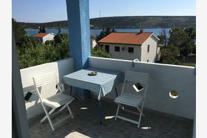 Apartments by the sea Stara Novalja (Pag) - 9368