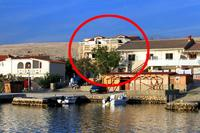 Apartments by the sea Kustići (Pag) - 9381