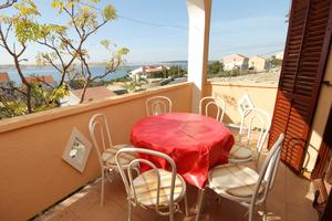Apartmaji ob morju Vidalići (Pag) - 9382
