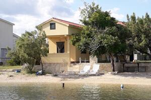 Apartmány u moře Dinjiška, Pag - 9386