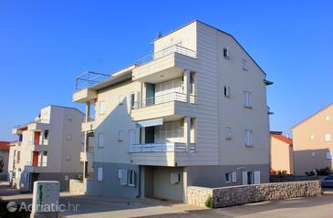 Novalja, Pag, Property 9389 - Apartments with pebble beach.