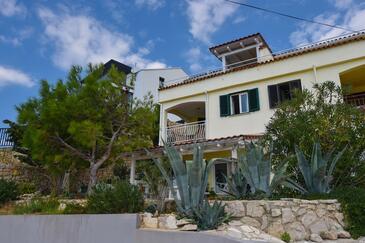Vidalići, Pag, Объект 9393 - Апартаменты с галечным пляжем.