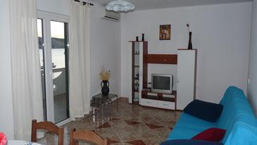 Stara Novalja, Гостиная в размещении типа apartment, WiFi.