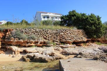 Stara Novalja, Pag, Objekt 9396 - Ubytování v blízkosti moře.