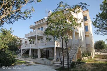 Novalja, Pag, Property 9413 - Apartments with pebble beach.