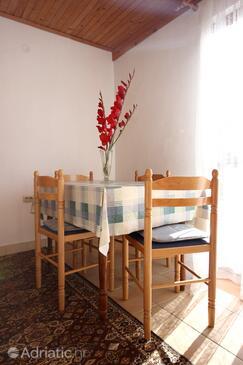 Mastrinka, Jedilnica v nastanitvi vrste apartment, Hišni ljubljenčki dovoljeni in WiFi.