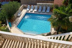 Dům u moře s bazénem Zátoka Ljubljeva, Trogir - 9431