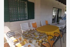 Dům u moře s bazénem Zátoka Ljubljeva (Trogir) - 9431
