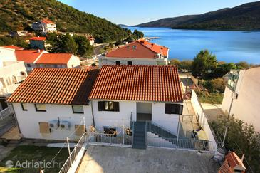 Marina, Trogir, Property 9438 - Apartments near sea with pebble beach.