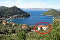 Apartments by the sea Prožurska Luka (Mljet) - 9446