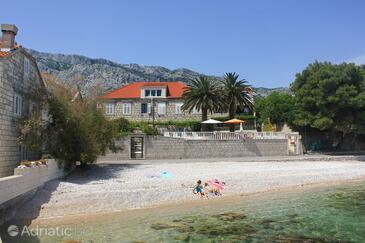 Orebić, Pelješac, Объект 9452 - Апартаменты вблизи моря с галечным пляжем.