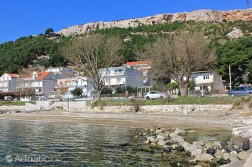 Duće, Omiš, Property 9458 - Apartments near sea with sandy beach.