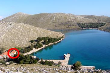 Vela Proversa, Kornati, Property 9471 - Vacation Rentals by the sea.