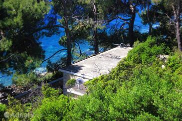 Prižba, Korčula, Objekt 9472 - Ubytování v blízkosti moře.