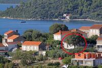 Apartmány s parkovištěm Lumbarda (Korčula) - 9474