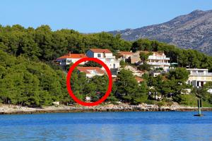 Apartmány u moře Lumbarda (Korčula) - 9480