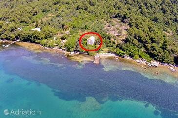 Ston - Supavao, Pelješac, Property 9485 - Vacation Rentals near sea with rocky beach.