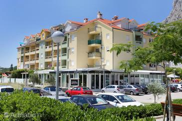Omiš, Omiš, Property 9492 - Apartments with sandy beach.