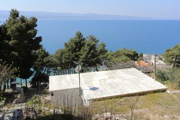Nemira, Omiš, Objekt 9504 - Ubytování v blízkosti moře s oblázkovou pláží.