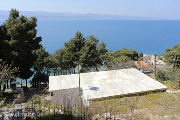 Nemira, Omiš, Alloggio 9504 - Casa vacanze vicino al mare con la spiaggia ghiaiosa.
